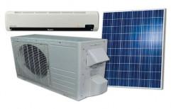 Plastic/Fibre Solar Air Conditioner, 120-300, Capacity: 1.5 To 2.5 Ton