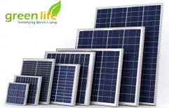 Poly Crystalline 36 Cell 18.20V Solar Power Panel