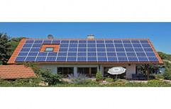 Poly Crystalline Rooftop Solar Panel, Voltage: 24 V