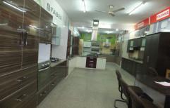 PVC Modular Kitchens, Kitchen Cabinets