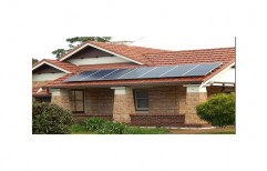 Residential Rooftop Solar Panel System, Power: 11 - 99 W