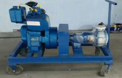 Semi-Automatic Acid Pumps, Voltage: 220 - 380 V