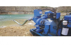 Semi-Automatic Dewatering Pump for Agricultural
