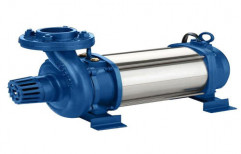 Single Phase 1.5 HP Openwell Submersible Pump