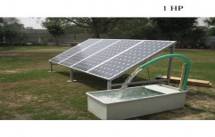 Single Phase 1HP Solar Water Pump for Agriculture