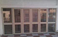 Single Rebate Swing Open White French Door & Windows