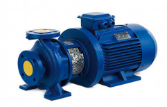 Single Stage 3 HP Three Phase Centrifugal Mono-block Pump, For Industrial