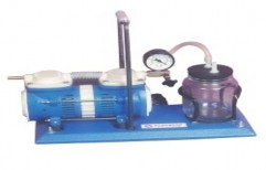 Single stage Diaphragm Vacuum Pumps, 1/20 To 90 Hp, Automation Grade: Automatic
