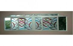 Sliding UPVC Glass Window