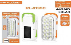 Solar Emergency Light, Max 12 Hrs ,Model Name: RL-813SC