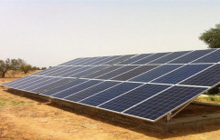 Soltran Mounting Structure 10 KW Off Grid Rooftop Solar Power System, For Residential