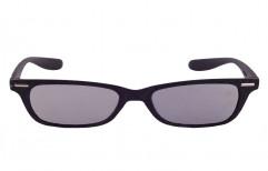 Square CRYA Mirrored Wayfarer UV400 Kids Sunglasses