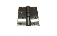 Stainless Steel Butt Hinges, Thickness: 2.1 - 2.5 mm