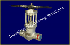 Stainless Steel Manual UKL High Pressure Gate and Globe Valves, for Industrial