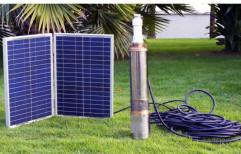 Sunlight 1 HP Agriculture Solar Pump, Model Number/Name: HPSEIL160