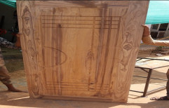 Teak Wood Door, Size: 36*81