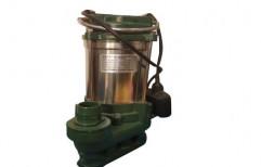Three Phase Less than 15 m Submersible Lite Sewage Pump, 1.5 HP, Model: CFSW1512