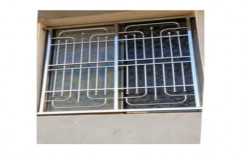 Trend Swag SS Rectangular Stainless Steel Window