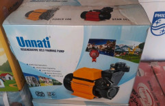 Unnati 1HP Priming Pump, Model Name/Number: Mani 100
