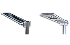 Waaree Aluminium LED Solar Street Light