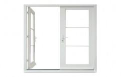 White French Door