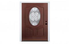 Wood Decorative Entry Door, Size: 72x24 Inch