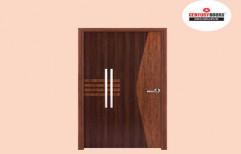 Wooden Brown Century Laminated Door