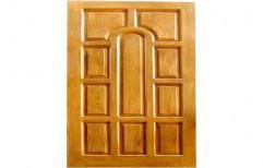 Wooden Panel Door, For Window
