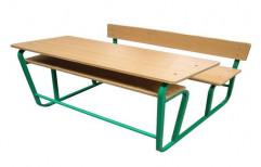 Wooden School Table Furniture