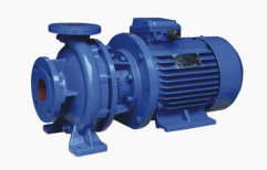 0.5-6.5 HP Three Phase Coupled Centrifugal Pumps for Water Application, Air Cooled