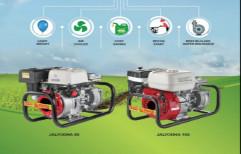 1.5KW Petrol Honda Usha Jalyodha 80 80, 2 - 5 HP, Ohv