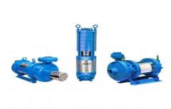 2 Hp Single Phase Openwell Pump