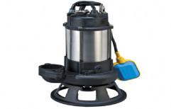 20-30 M 2hp Sewage Cutter Pump, 7500 Lpm, Model Name/Number: Cri