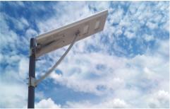 30W Aluminum Solar Integrated Street Light