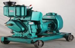 6.5 HP Diesel Engine Mud Pump