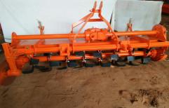 7 Feet Multi Speed Agricultural Rotavator, 500w