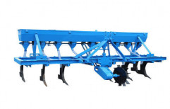 9 Tynees Seed Drill Front Wheel Single Box