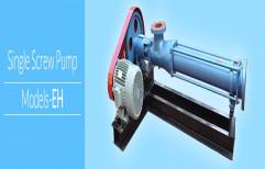 AC Powered Screw Pump, 1000 RPM