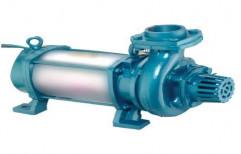 AC Powered Three Phase Water Pump, 5 - 27 HP