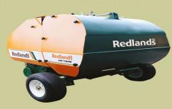 Redlands Mild Steel Round Straw Baler