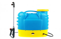 GFC Plastic Agriculture Battery Sprayer, Model Number: BS003, Capacity Of Storage Tank: 16 Lt