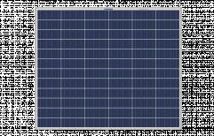 Aluminum Roof Top Luminous Solar Panel, Dimensions: 1035 X 670 X 34 mm