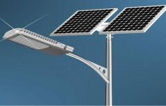 Aluminum Solar LED Street Light, 10 - 50 W