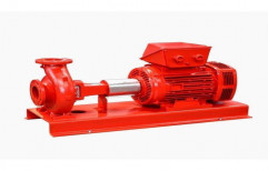 Automatic Kirloskar Fire Pumps, Max Flow Rate: Upto 3000 Usgpm