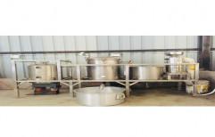 Automatic Soya Milk Making Machine, 2 Kw