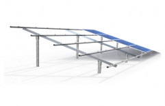 C Channel Galvanized Iron Solar Mounting Structure