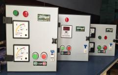 Copper Single Phase Submersible Pump Control Unit, 120-240 V