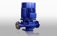 CRI Vertical Inline Close Coupled Pump