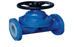 Diaphragm Valve, Size: 15 to 100 mm/nb