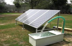 Domestic Solar Water Pump